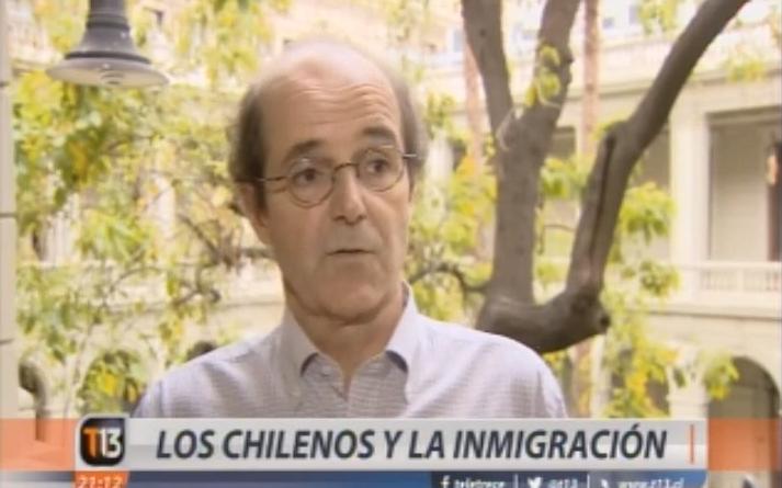 Encuesta Nacional Bicentenario: ¿Qué opinan los chilenos de los inmigrantes?