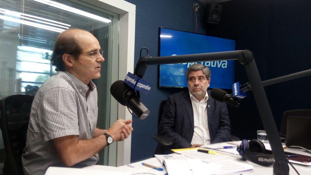 Ignacio Irarrázaval en panel de conversación sobre los hitos de la visita del Papa a Chile
