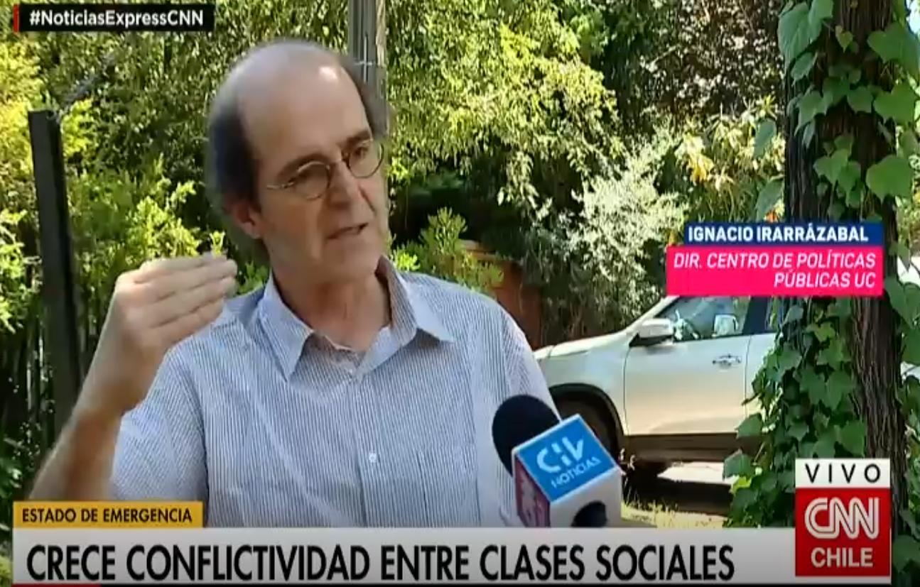 Encuesta Bicentenario UC revela aumento de conflictividad social