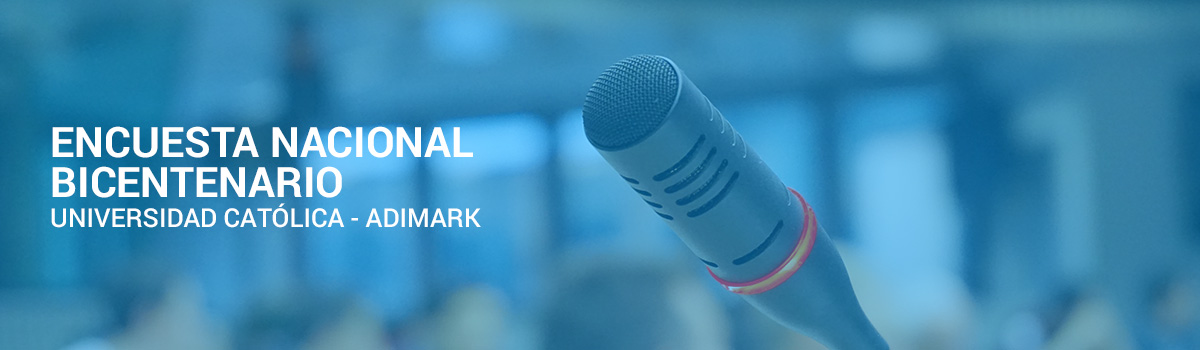 Expertos analizan resultados de la Encuesta Nacional Bicentenario UC-Adimark
