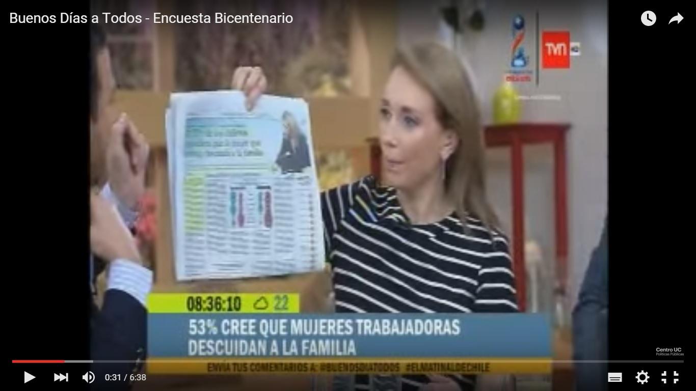 El nuevo rol de la mujer chilena