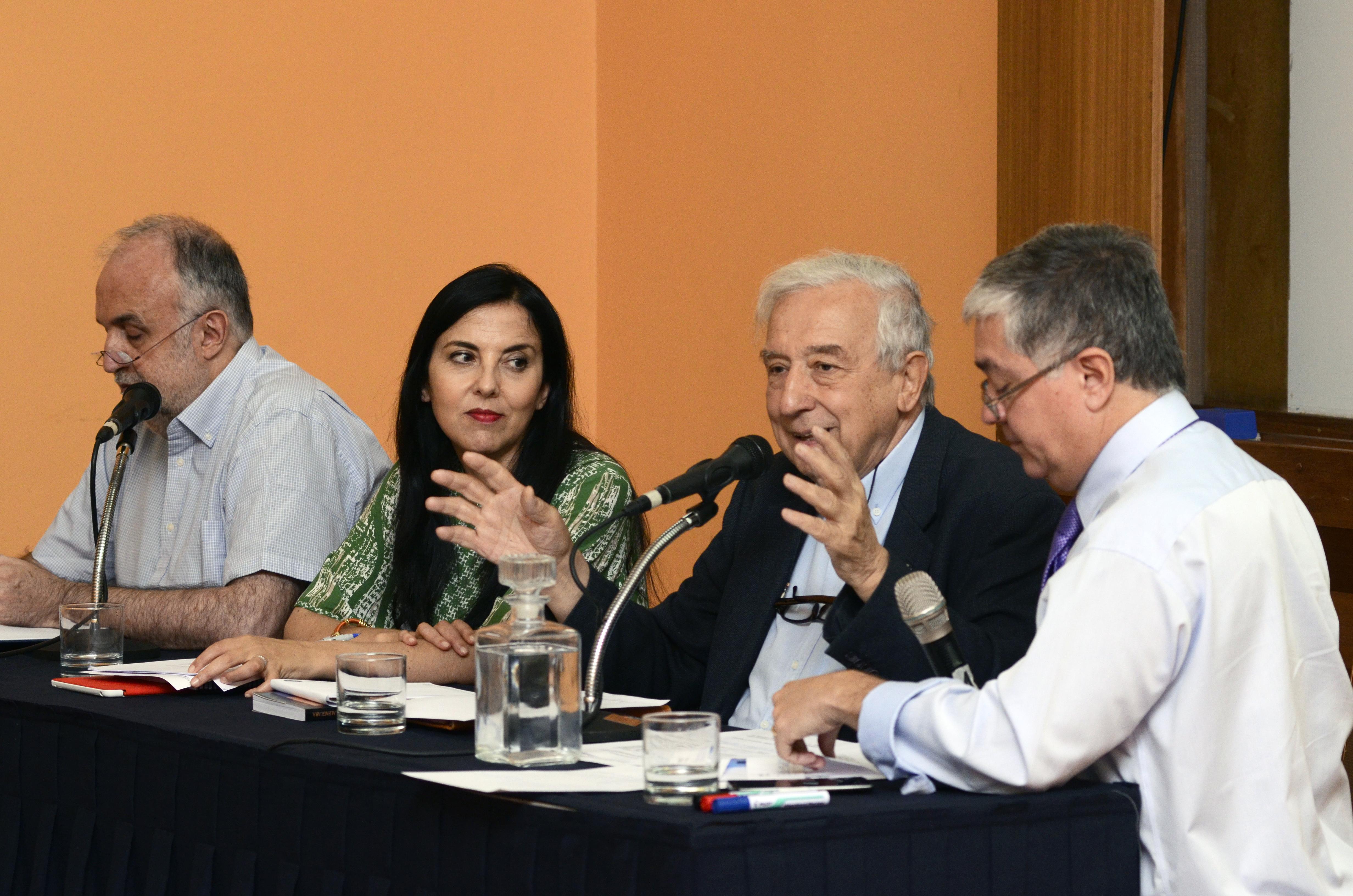 Seminario Una mirada al alma de Chile: resultados 2016